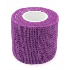 Бинт бандажный -Purple