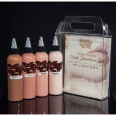 WF Maks Kornev's Pink Skintone Color Set