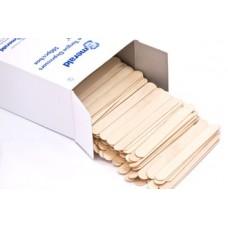 Шпатели деревянные (100 шт)