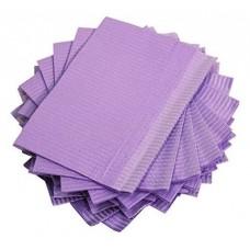 Пеленки на рабочий стол 125 шт (Фиолетовые)