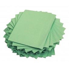 Пеленки на рабочий стол 125 шт ( Зеленые)