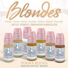 """Набор """"Blondes Set"""" - 7шт по 15мл"""