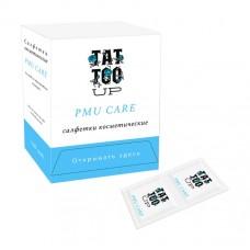 Салфетки PMU CARE для ухода за перманентным макияжем