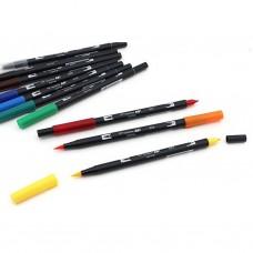 """Маркеры """"Tombow Pen""""  Базовый набор из 6 цветов"""