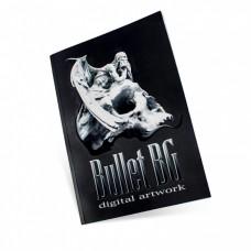Bullet BG - Digital Artwork Book