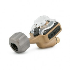 InkJecta Flite Nano Elite Tattoo Machine — Blast Brass