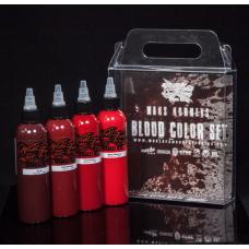 WF Maks Kornev's Blood Color Set