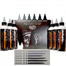 WF A.D. Pancho Pastel Grey Set (4oz)